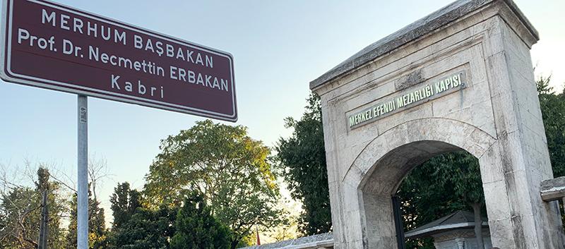 مقبرة مركز أفندي